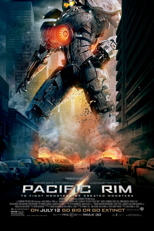 Pacific rim movie poster 31